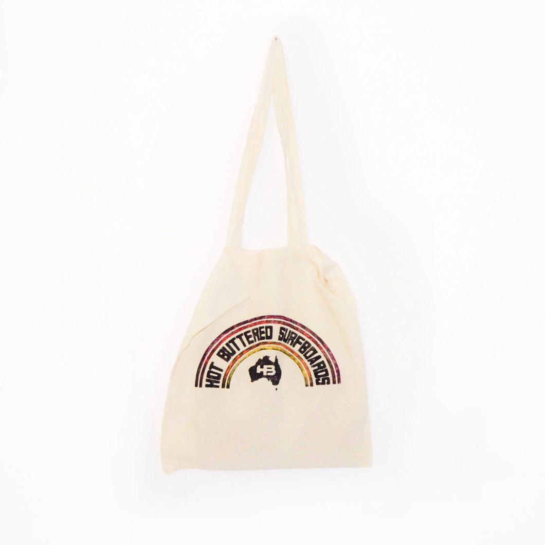 Hot Buttered Rainbows Cotton Bag