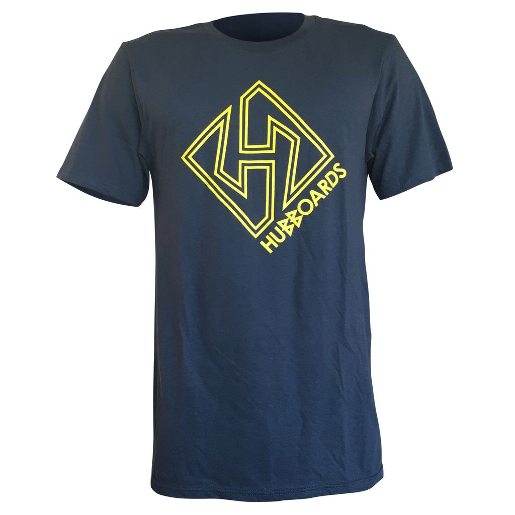 Hubboards Stay Gold Men's T-Shirt - Grey