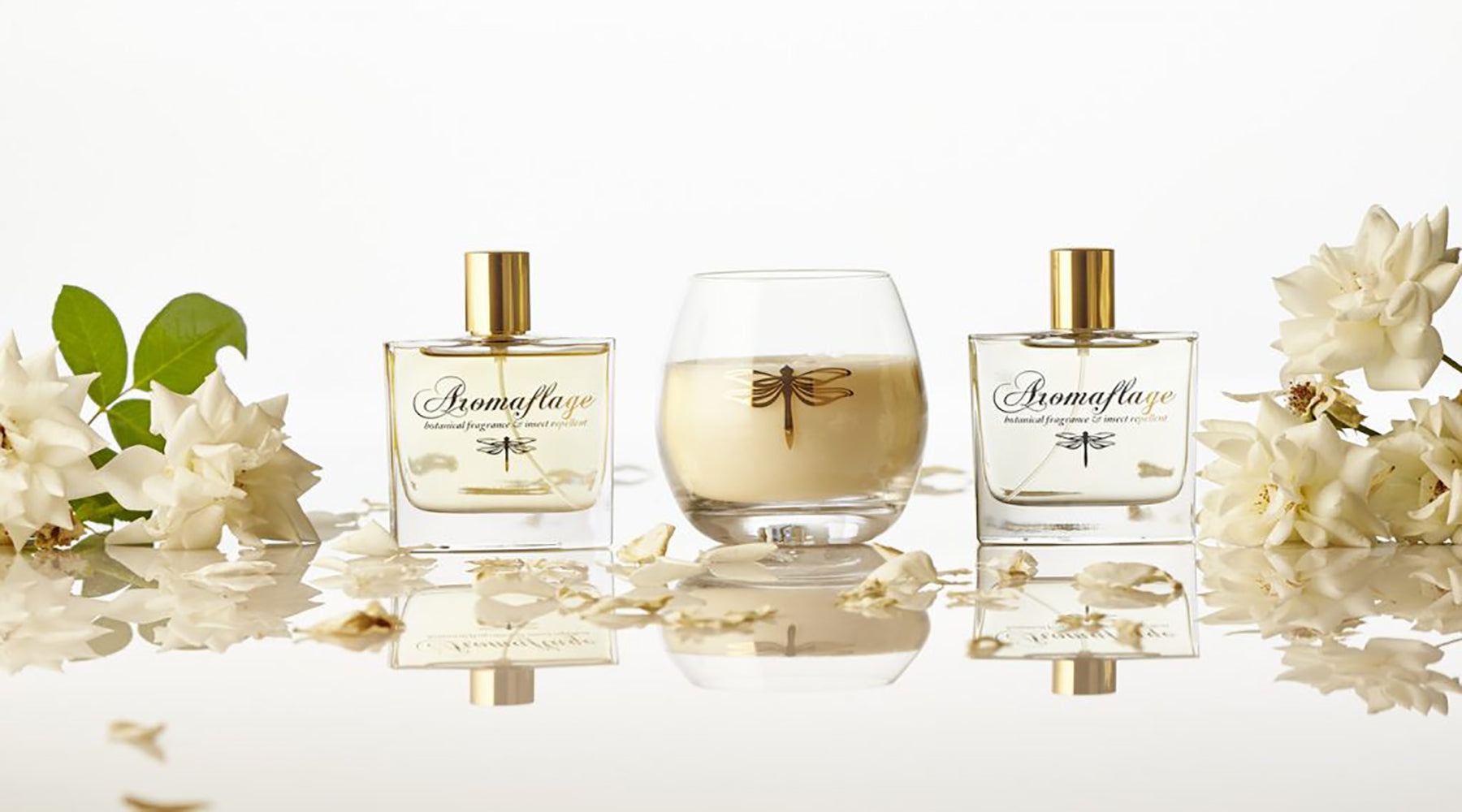 Aromaflage: Fragrance with Function