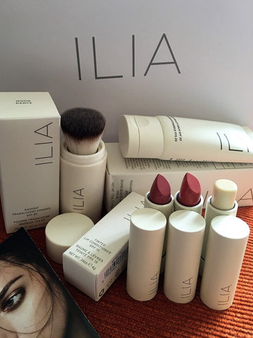 Ilia Radiant Beauty SPF collection Canada