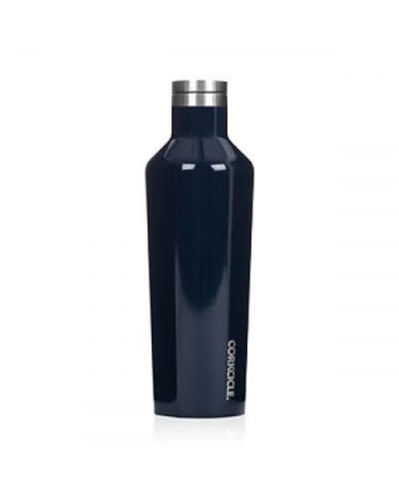 corkcicle | canteen - gloss navy - KISS AND MAKEUP