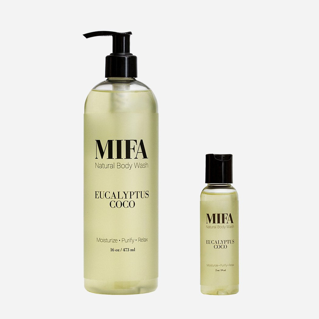 mifa I eucalyptus coco body wash[product_type ]mifa - Kiss and Makeup