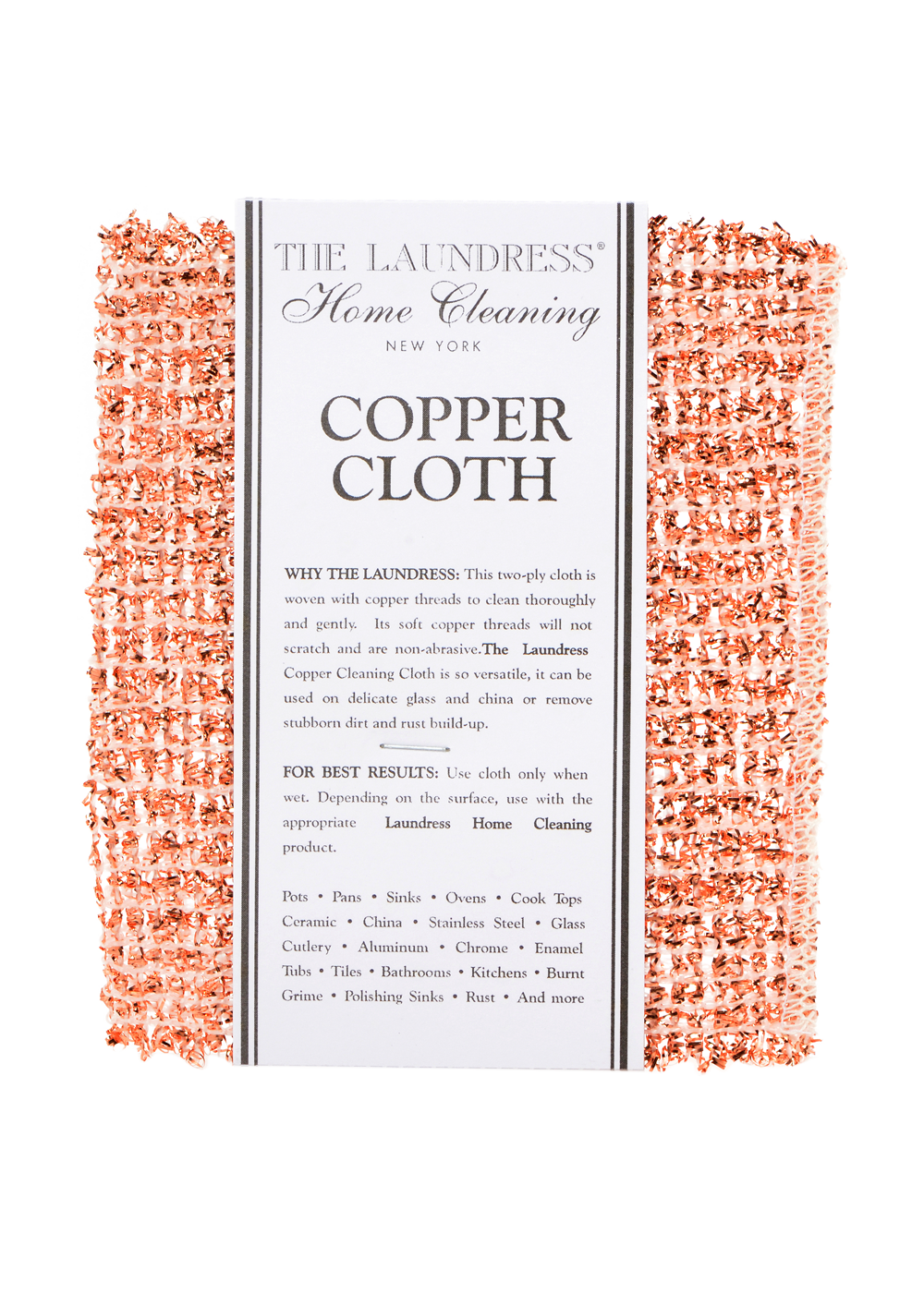 the laundress I copper cloth[product_type ]the laundress - Kiss and Makeup