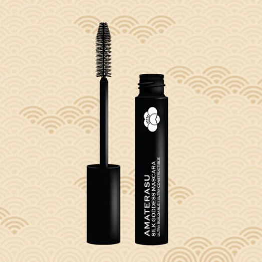 amaterasu I silk goddess mascara - KISS AND MAKEUP