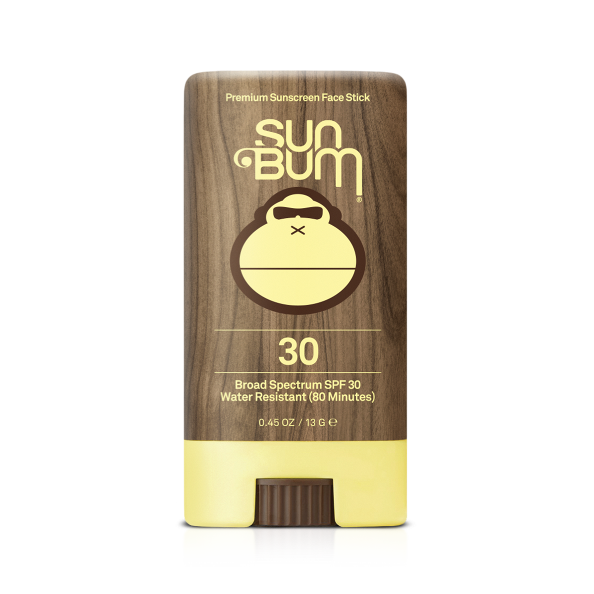 sun bum | spf 30 original face stick - KISS AND MAKEUP