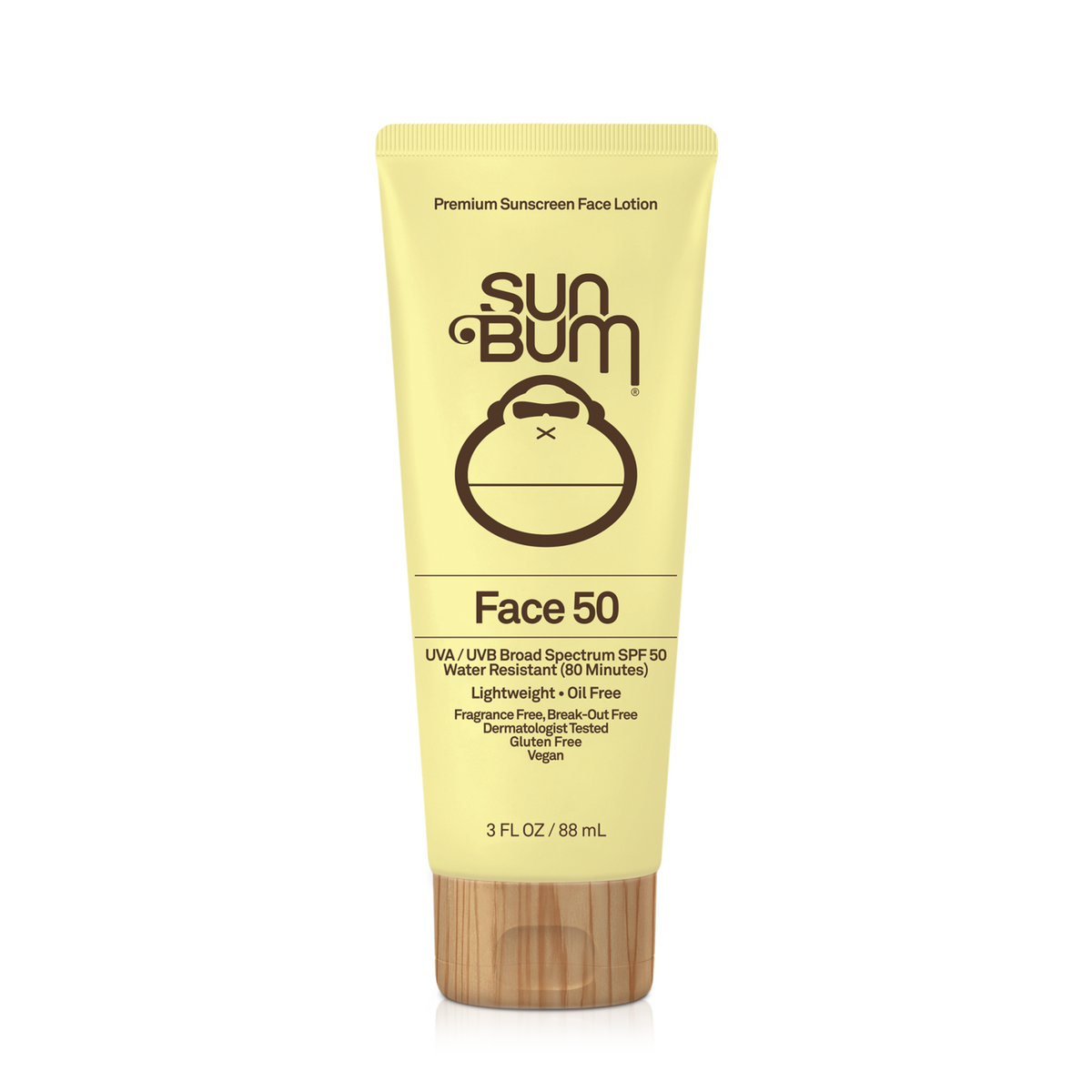 sun bum | spf 50 face lotion - KISS AND MAKEUP