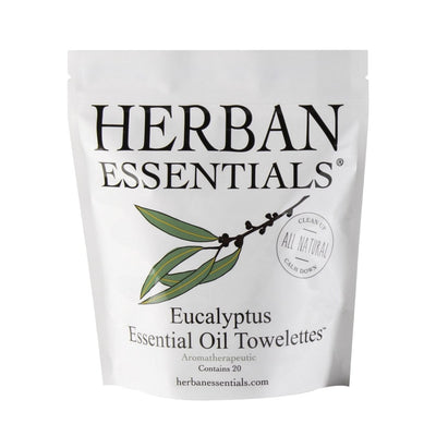 herban essentials - eucalyptus towelettes[product_type ]herban essentials - Kiss and Makeup