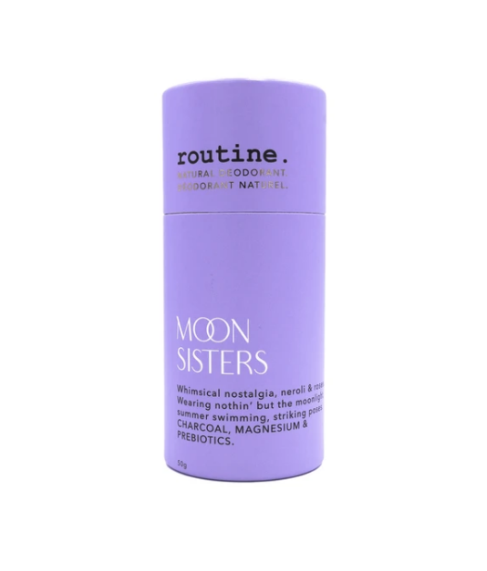 routine I moon sisters stick[product_type ]routine - Kiss and Makeup