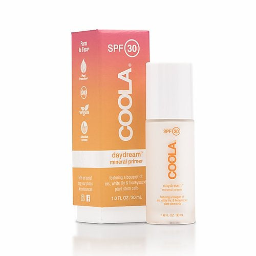 coola I mineral spf 30 daydream makeup primer - KISS AND MAKEUP