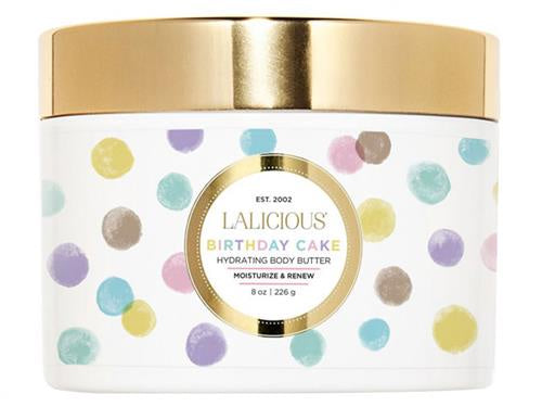 la licious | birthday cake body butter - KISS AND MAKEUP
