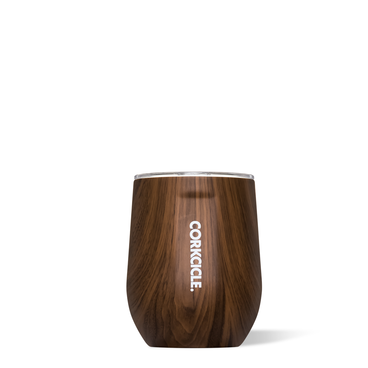 corkcicle | stemless - walnut wood[product_type ]corkcicle - Kiss and Makeup