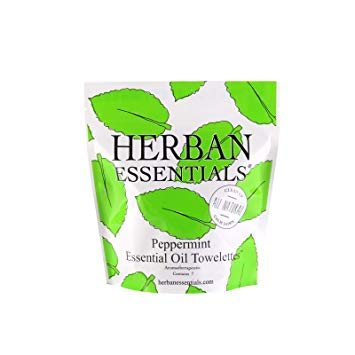 herban essentials - mini towelettes[product_type ]herban essentials - Kiss and Makeup