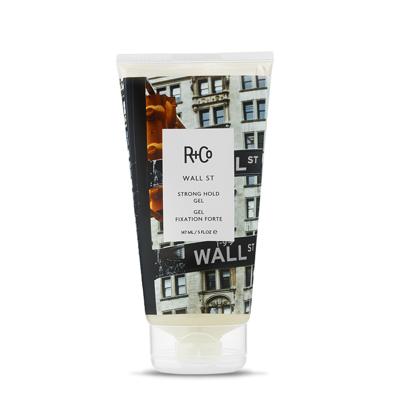 r+co | wall st. - strong hold gel - KISS AND MAKEUP