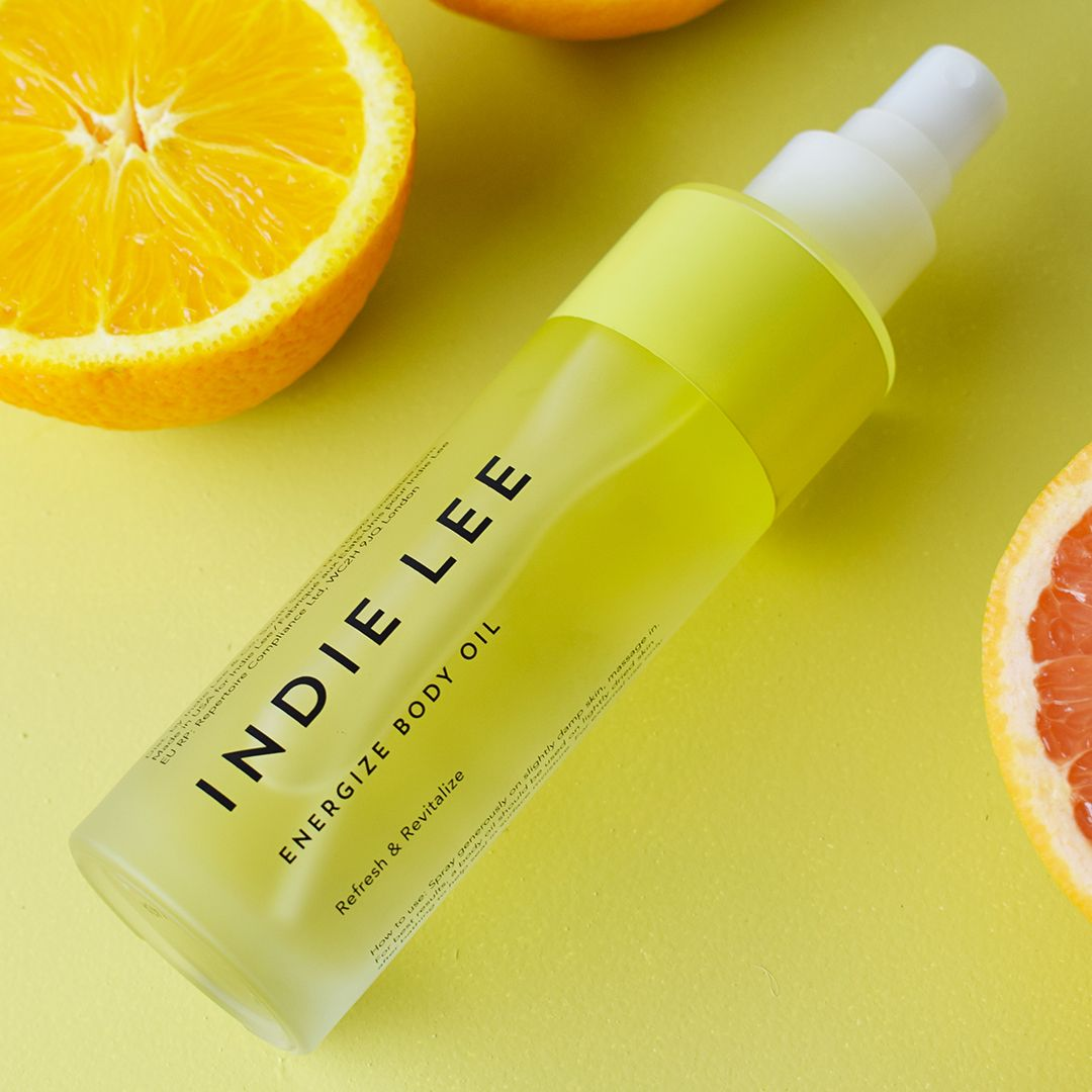 indie lee | energize - body oil - KISS AND MAKEUP