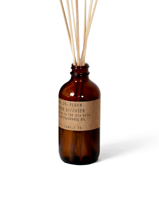 p.f. candle co | piñon - reed diffuser