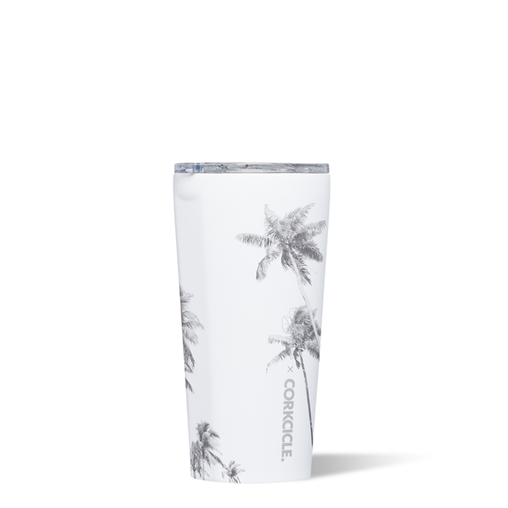 corkcicle I tumbler - paradise palm[product_type ]corkcicle - Kiss and Makeup