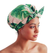 kitsch | luxe shower cap - palm leaves[product_type ]kitsch - Kiss and Makeup