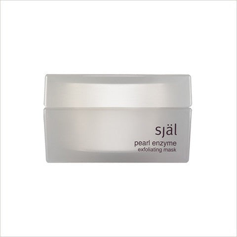 sjal | pearl enzyme mask - KISS AND MAKEUP
