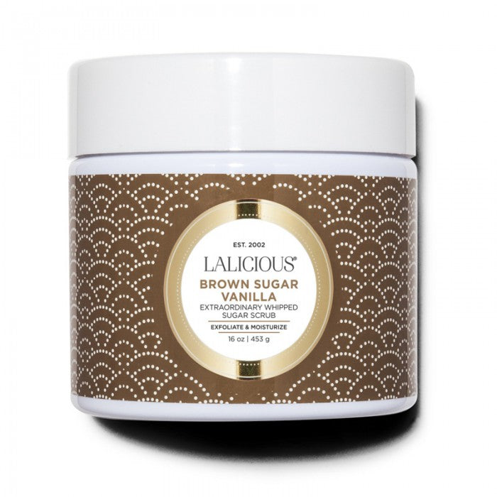 la licious | brown sugar body scrub[product_type ]la licious - Kiss and Makeup