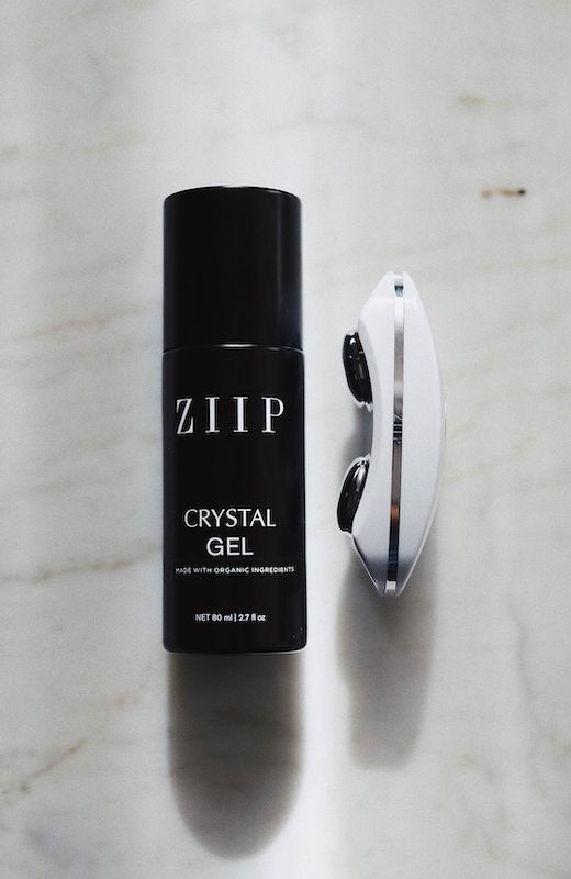 ziip beauty | OX + crystal gel