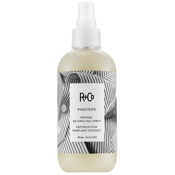 r+co - pinstripe intense detangling spray