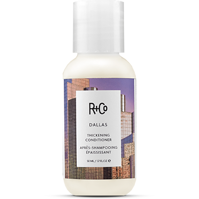 Travel Dallas Thickening Conditioner R+CO