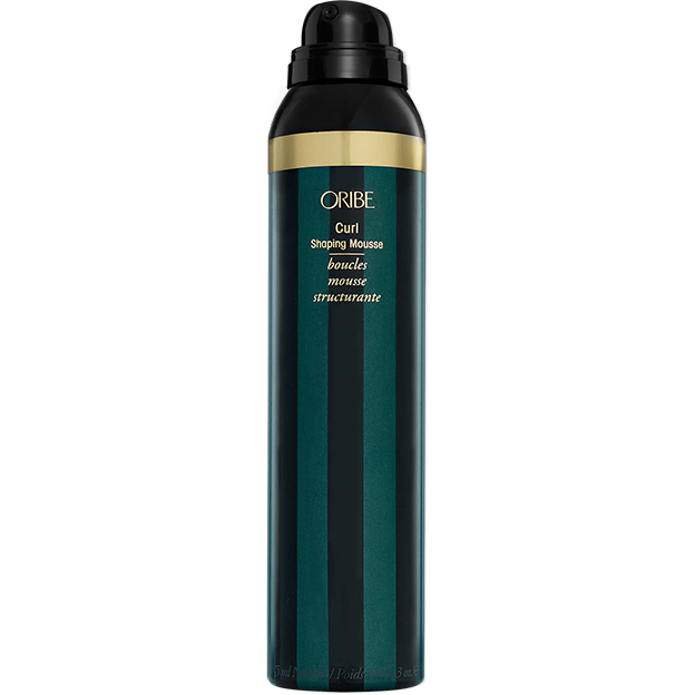 oribe | curl shaping mousse - KISS AND MAKEUP