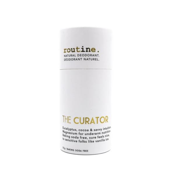 routine I baking soda free - the curator stick[product_type ]routine - Kiss and Makeup