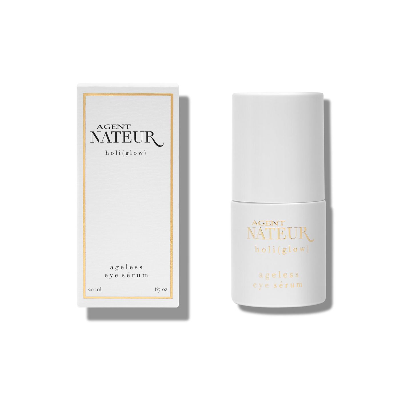 agent nateur | ageless - eye serum
