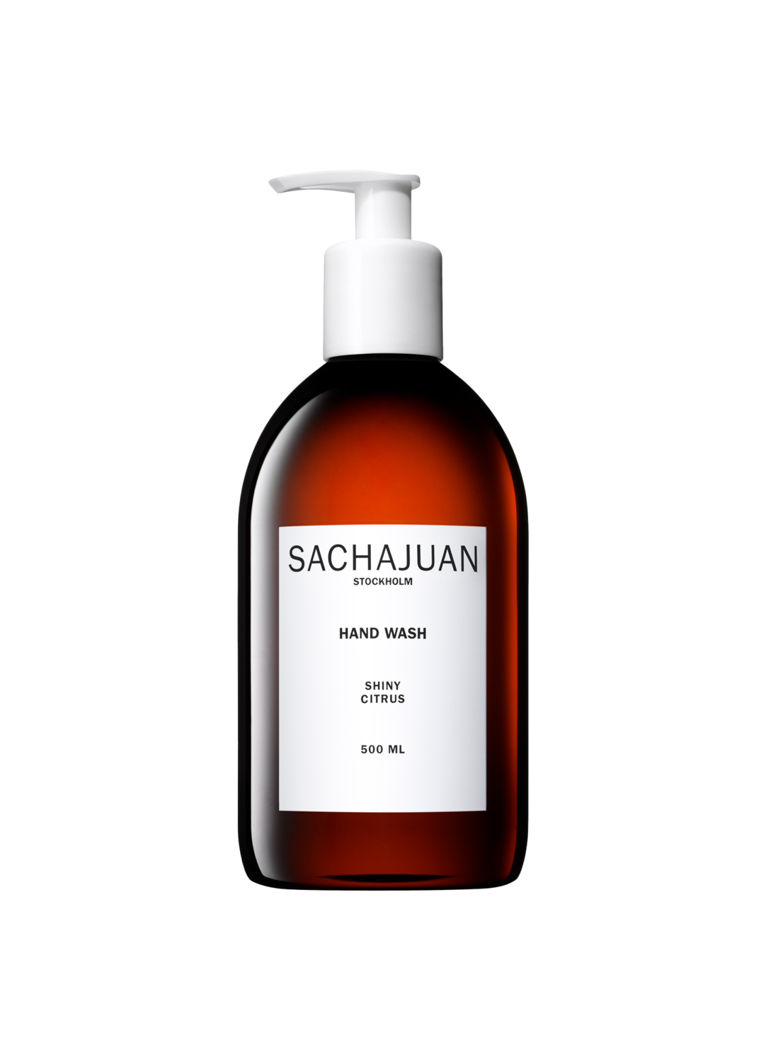 sachajuan hand wash - shiny citrus