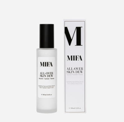 mifa I all-over skin dew - KISS AND MAKEUP