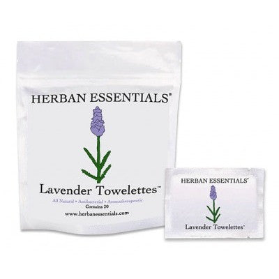 herban essentials - lavender towelettes[product_type ]herban essentials - Kiss and Makeup