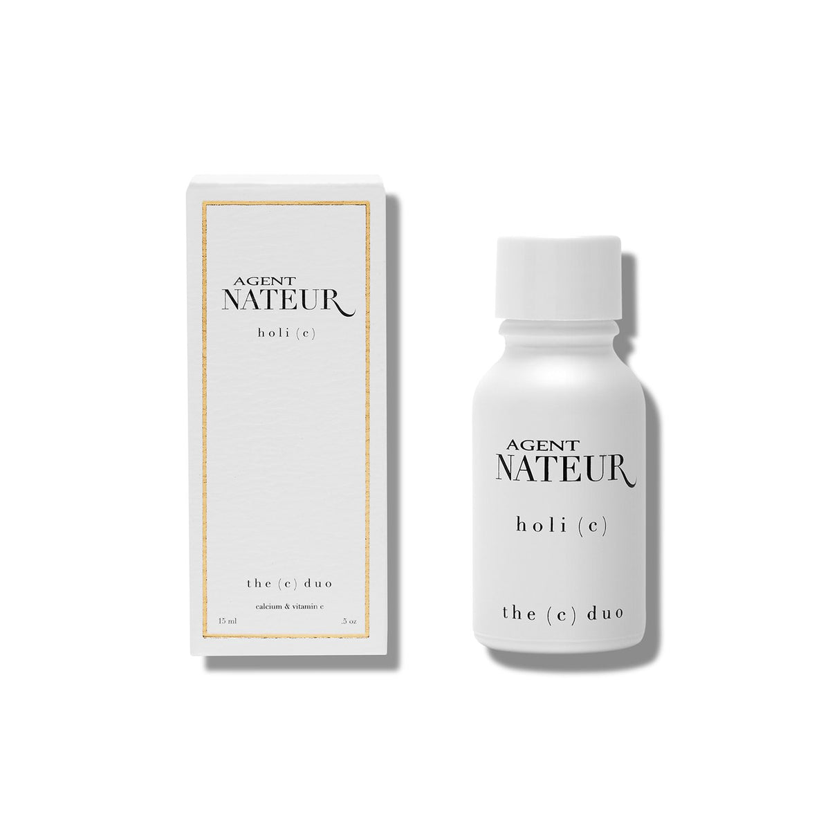 agent nateur | H O L I ( C ) - refining face vitamins - KISS AND MAKEUP