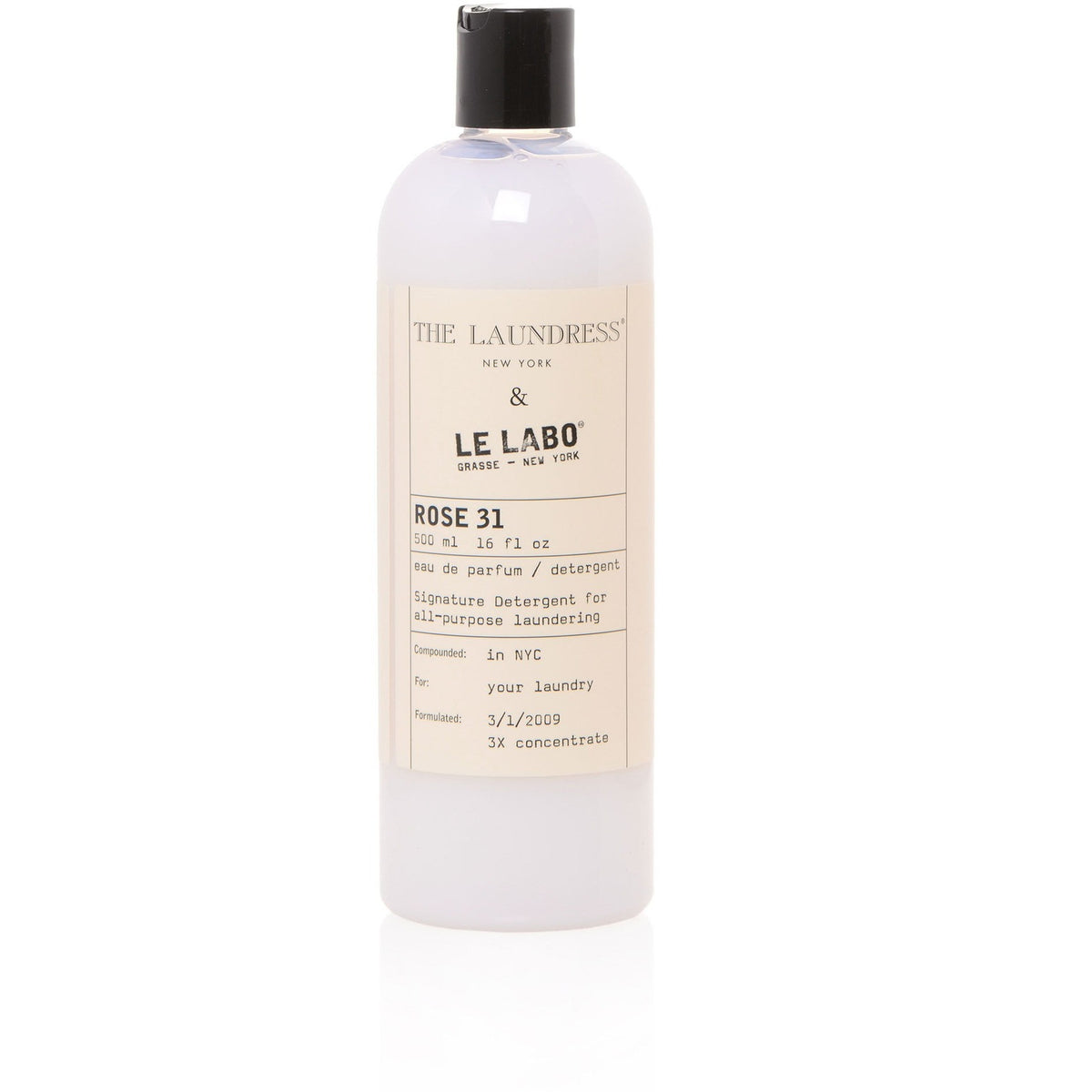 the laundress | le labo rose 31, signature detergent - KISS AND MAKEUP