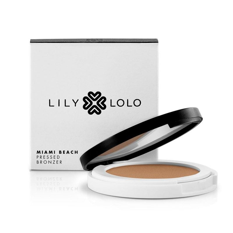 lily lolo | pressed bronzer - KISS AND MAKEUP