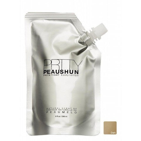 prtty peashun - DARK body lotion