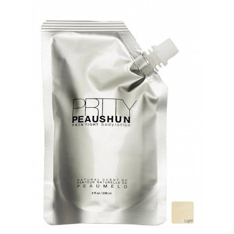 prtty peashun - LIGHT body lotion