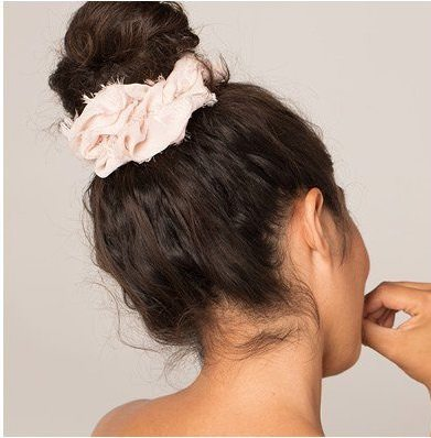 kitsch | brunch - scrunchie - KISS AND MAKEUP