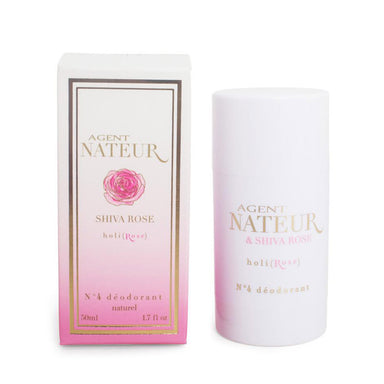 agent nateur | H O L I (R O S E) - NO.4 deodorant[product_type ]agent nateur - Kiss and Makeup
