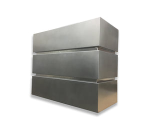 Model E106 Modern Stainless Steel Range Hood