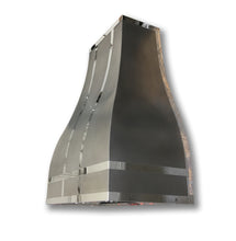 Load image into Gallery viewer, Non Directional Stainless Range Hood - Mirrored Accents
