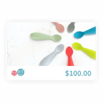 ezpz Digital Gift Card by ezpz / The Original All-In-One Silicone Plates & Placemats that Stick to the Table