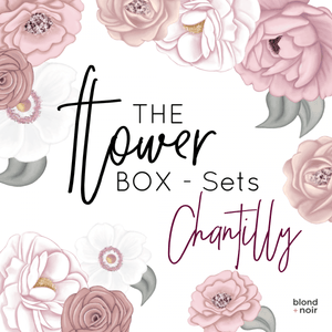 The Flower Box - Chantilly Box Set