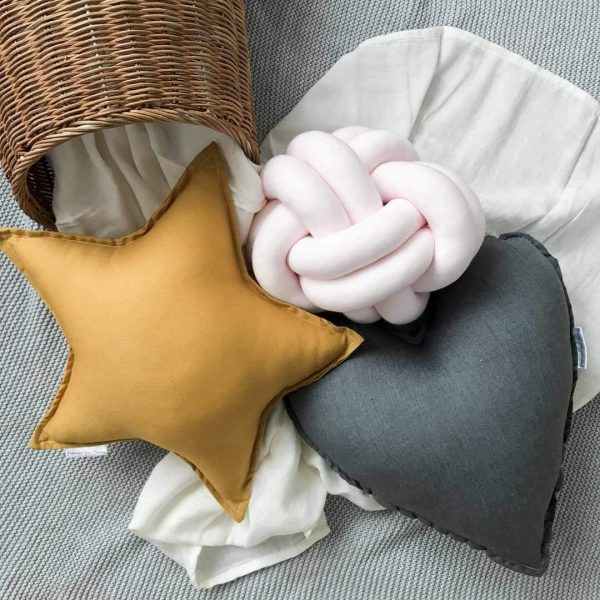 Heart Cushions - Three sizes - 20 Colours to choose