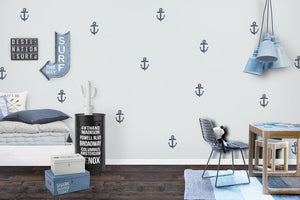Anchor Wall Decals -A4 & A3 PACKS
