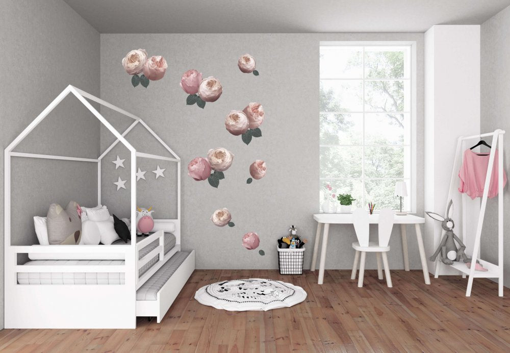 Delilah Floral Wall Decals