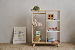 Multi purpose modular storage unit