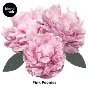 Wall Decals – The Pink Peonies HALF PACK
