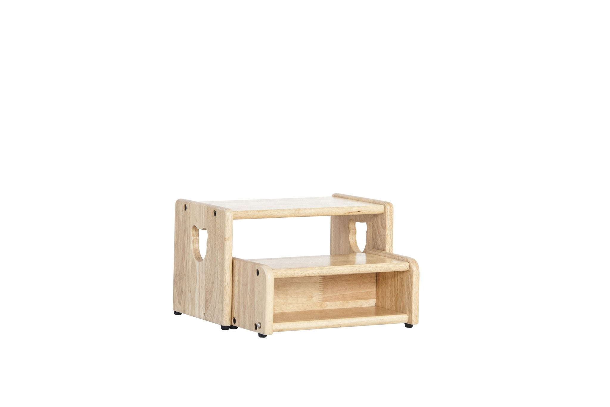 Bunny Tickles Solid Wood two Step Stool