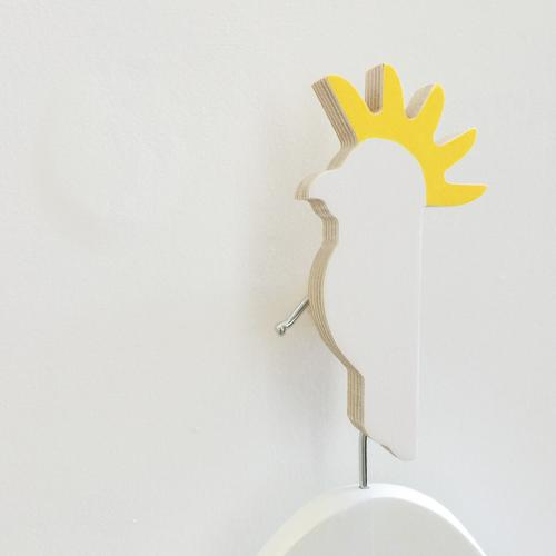 Cockatoo Wall Hook